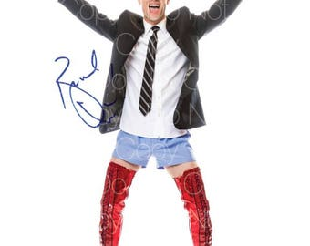 Brendon Urie Panic! at the Disco signed 8X10 photo picture poster autograph RP