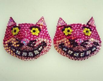 Cheshire Cat Pasties