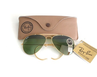 Vintage B&L RAY-BAN Outdoorsman RB-3 58mm Sunglasses