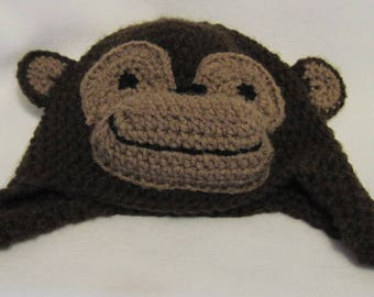 Playful Monkey Hat