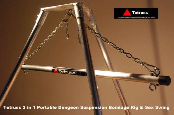 Dungeon Equipment Bondage Furniture Bdsm Rope Suspension-1461