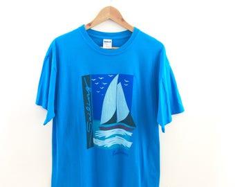Vintage Bahamas Sailing Tee