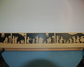 Scroll Saw Door Topper The VISIT HOME
