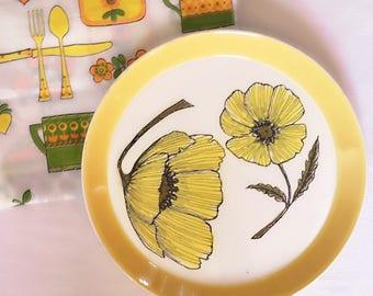 Vintage Mikasa Duplex Duet   Ben Seibel   Chop Plate   Platter