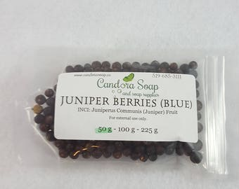 Juniper Berries (Blue) 50g