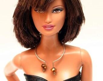 Doll SILVER jewelry: Sanada
