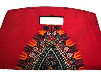 African Clutch, Dashiki clutch, handmade clutch, clutch bag, ankara clutch, african fashion, african print, handbag, african accessories