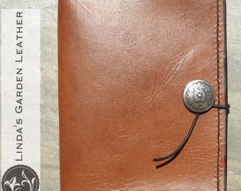 Handmade Nook Glowlight Plus Personalized Leather Cover
