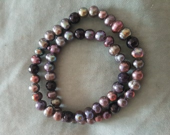 freshwater cultured pearls