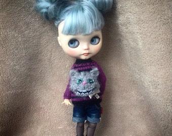 Cheshire Cat Sweater