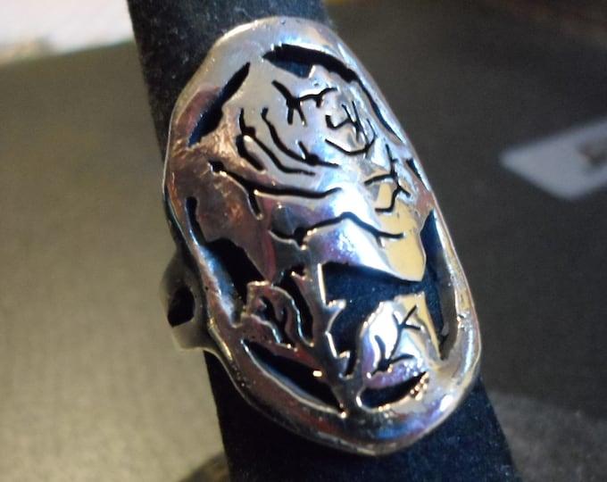 melted rose ring quarter plus
