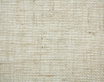 Retro Wallpaper by the Yard 70s Vintage Wallpaper – 1970s Woven Burlap Wallpaper