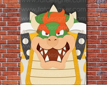 Bowser: The Villain
