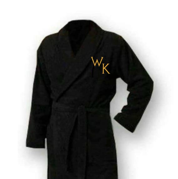 Personalised dressing gown Game of Thrones bath robe His and