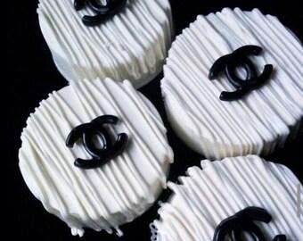 Chanel Oreos (1 dozen)