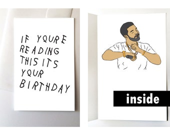If You're Reading This Happy Birthday Card, It's Too Late