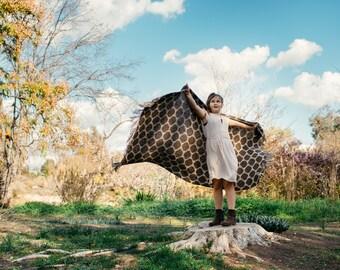 Instant Download, Cobblestones Throw Crochet PATTERN