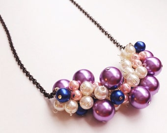 miniature royalty necklace