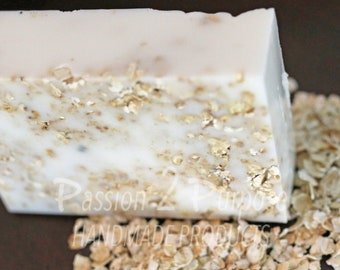 OATS & HONEY- Nourish Your Skin- Bar Soap