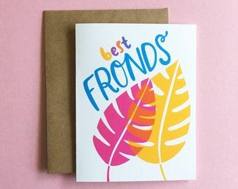 Best FRONDS card