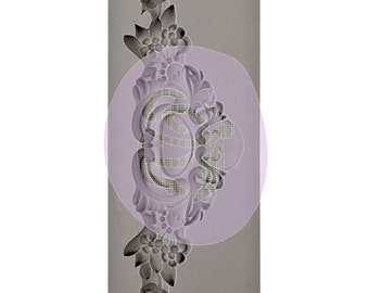 Iron Orchid Designs - Antoinette - Moulds