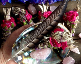 Sacred Love Smudge Kit