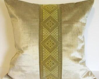 bohemian velvet pillow cover, velvet pillow gold, luster velvet throw pillow cover, bohemian lumbar velvet pillow covers