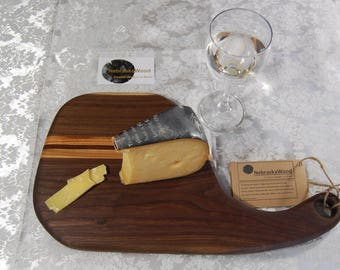 Walnut Cutting Board or Serving Board