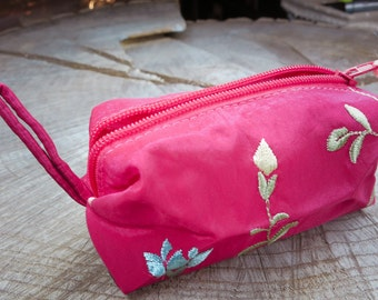 Floral Coin Purse ~1 pieces #100654