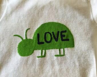 LoveBug Onesie
