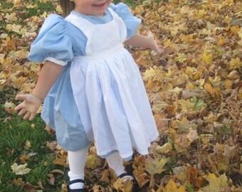 Alice  Costume Tea Party Dress