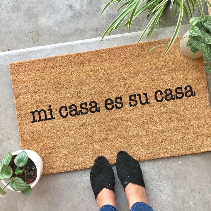 The Cheeky Doormat