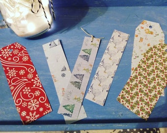 Paper bookmarks