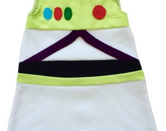 Buzz Lightyear Toddler Dress