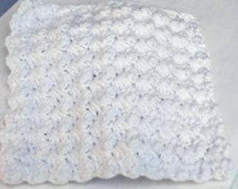 100% Organic Cotton Washcloth/Dishcloth