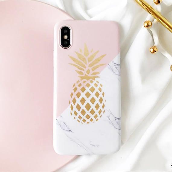pineapple iphone x case