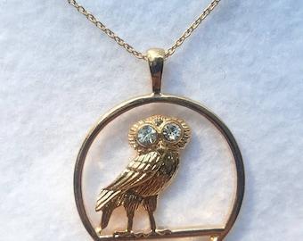 Little Greek Owl