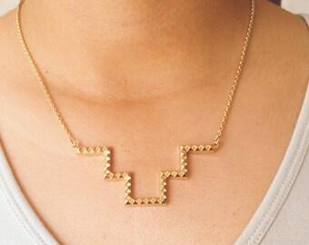 SALE... Cleopatra Necklace, Elegant Necklace