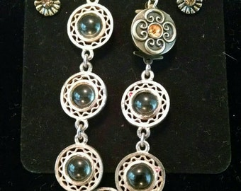 Buried Treasure Bracelet & Earring set
