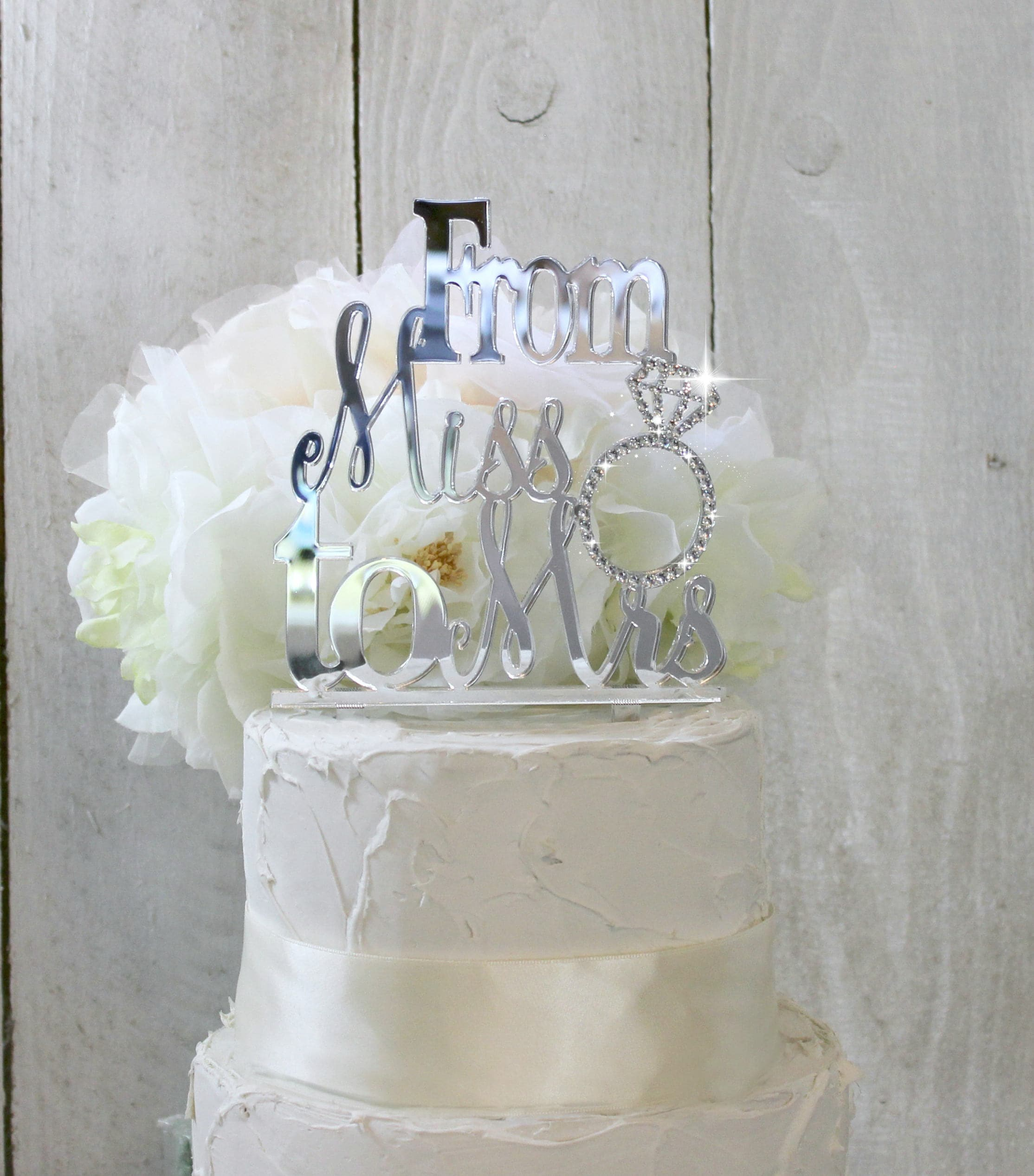 bridal shower cake toppers rhinestone bridal shower cake bling bridal shower toppers swarovski crystal bridal shower cake quick ship