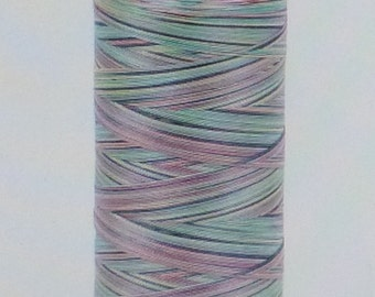 Thread, Aurifil, #3817,Variegated~Cotton Thread, Quilt,Sewing,50 Wt.Mako,1420 Yds, Fast Shipping TH192