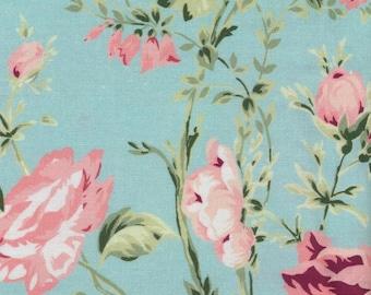 fabric flowers, English, in 5 metre lengths, Scandinavian design