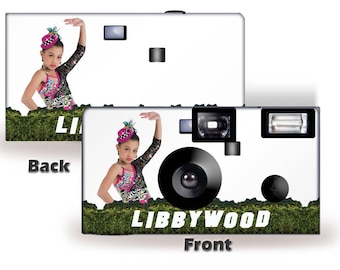 10 cameras-Create-My-Cam -- Disposable Camera with Cover created just for you