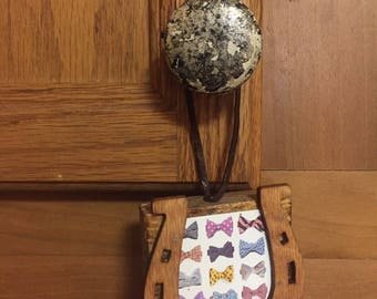 Derby Bowties Wooden Ornament