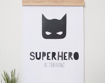 Print - Superhero