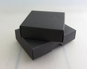Black Gift Box, Jewellery Gift Box, Necklace Gift Box, Bangle Gift Box, Keychain Bagcharm Gift Box, Packaging Box, Recycled Paper