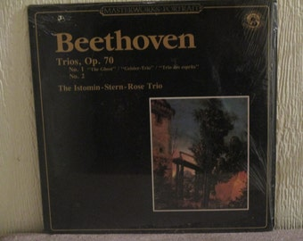 Beethoven Special Master Works Portrait - Istomin/Stern/Rose Trio - Original Holland Import - Very Good Plus Plus