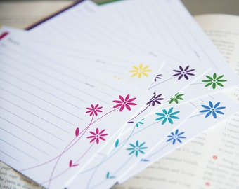 Little Daisy Recipe Cards