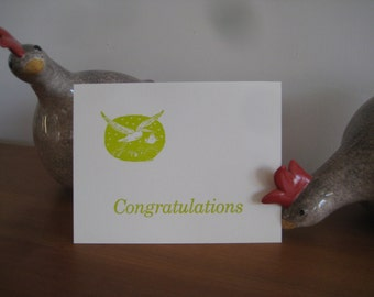 Greeting Card, Congratulations on your new arrival