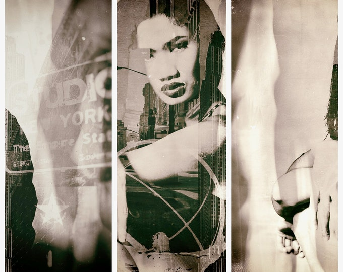 NY Glam XV by Sven Pfrommer - Artwork is ready to hang